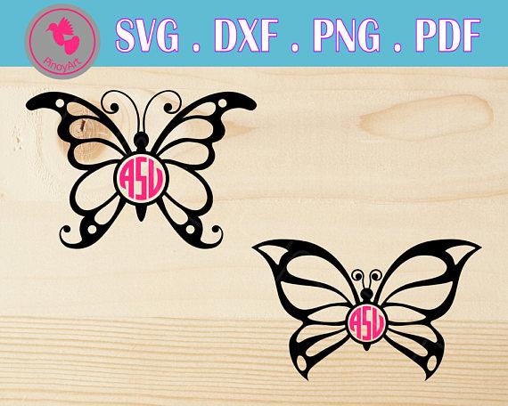 Butterflies clipart monogram. Butterfly svg