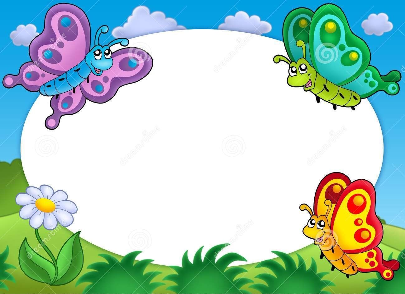 Butterfly clipart picture frame. Dreamstime com butterflies frames