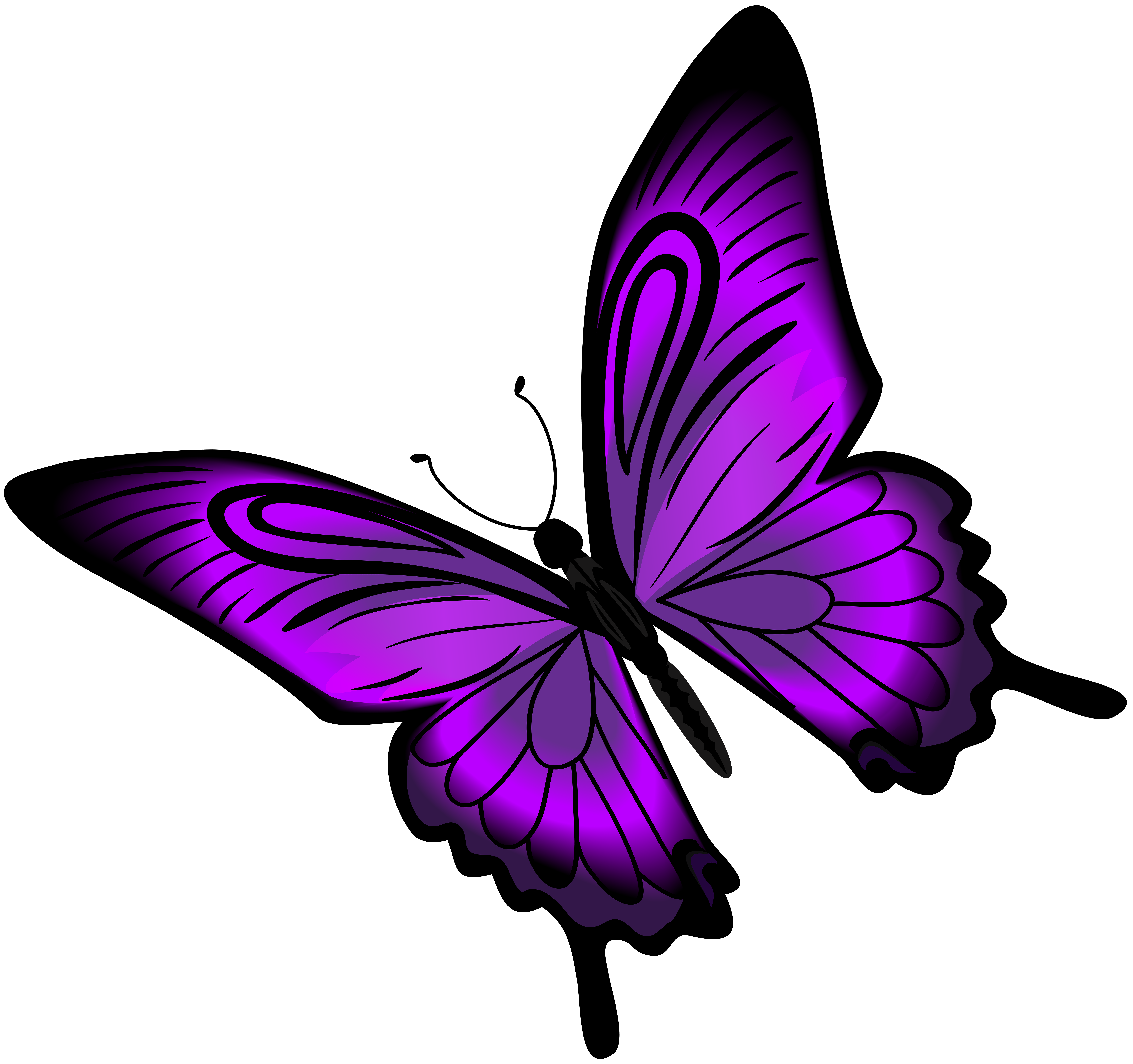 Clipart butterfly peach. Purple clip art png