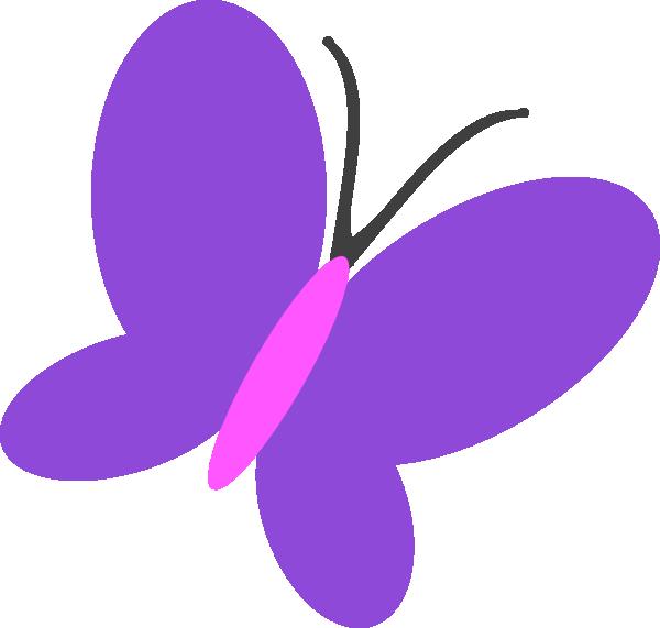 The top best blogs. Butterflies clipart purple