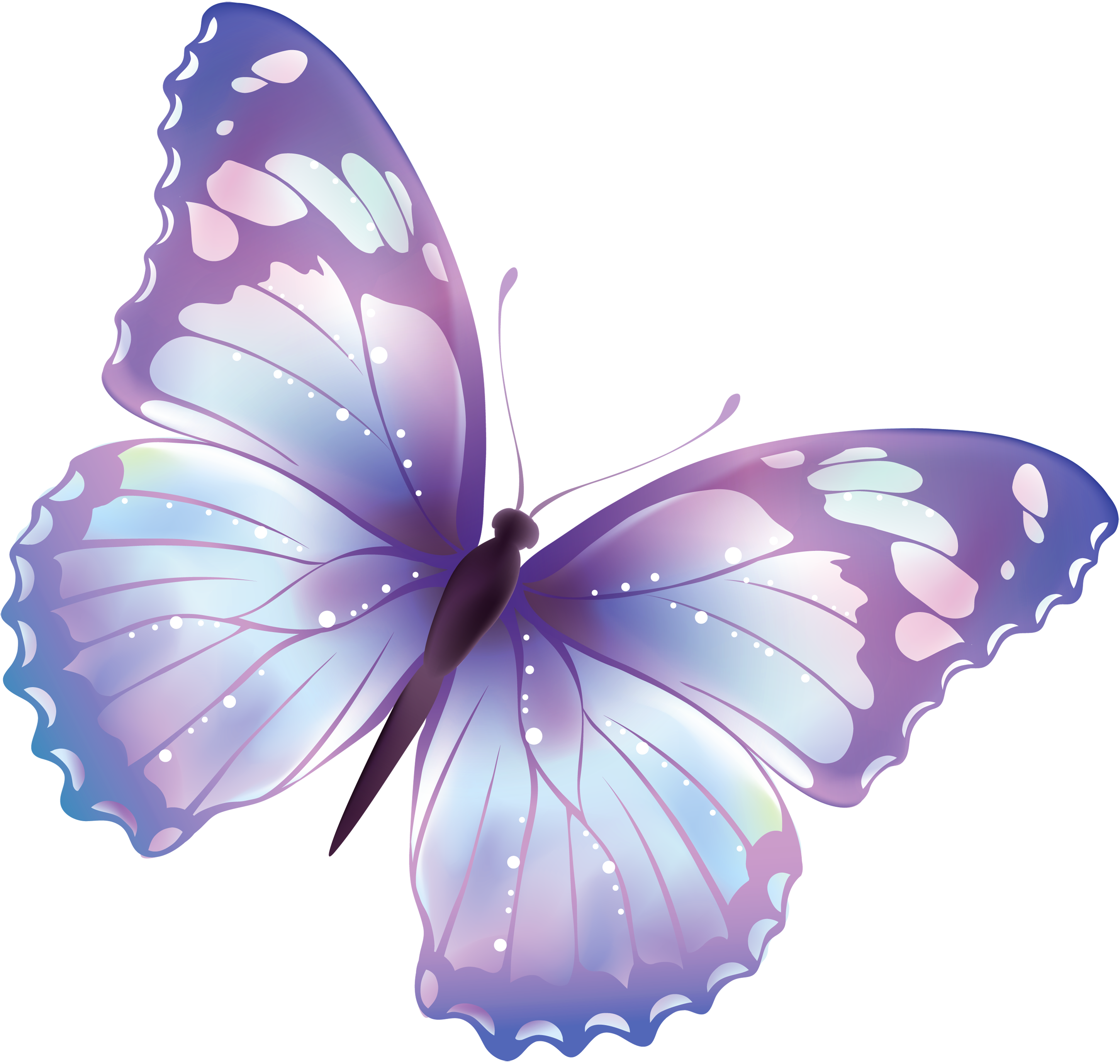 Butterfly clipart enchanted. Png image free picture