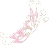 Butterfly clipart wedding. Graphics pink
