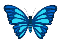 Free clip art pictures. Clipart butterfly