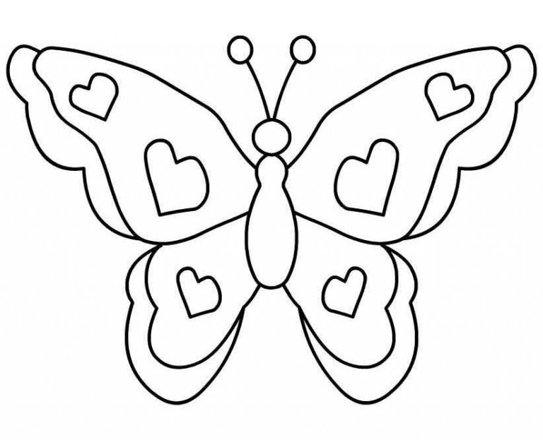 Cute letters butterflies pictures. Butterfly clipart black and white