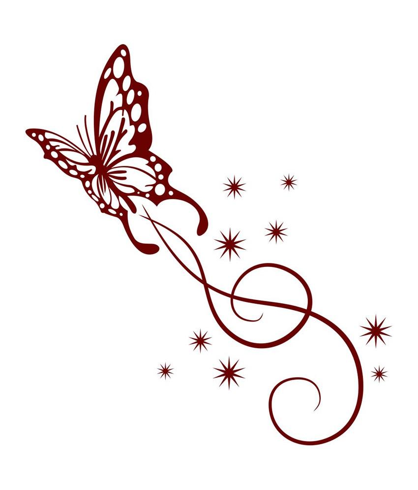 Elegant clip art library. Clipart butterfly burgundy