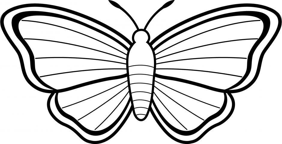 Butterfly clip art black. Butterflies clipart doodle