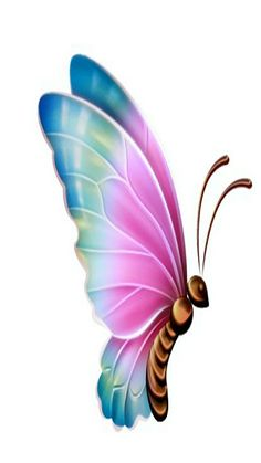 Butterfly clipart translucent. Transparent blue and green