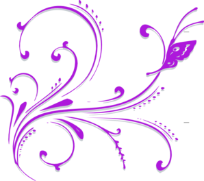 Butterfly clipart wedding.