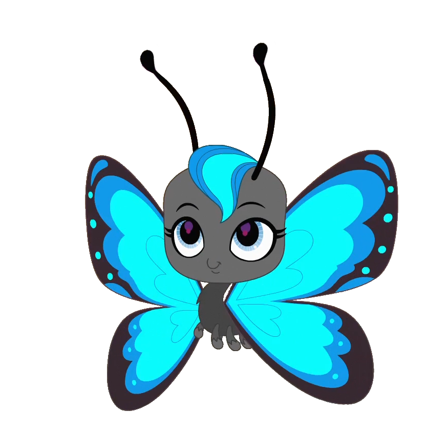 Butterfly vector png. Lps brazilian by emilynevla