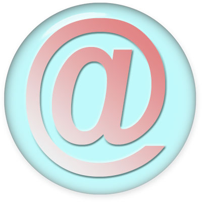 Free email gifs. Button clipart animated