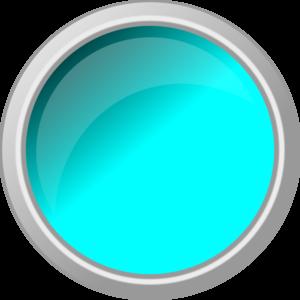 Push . Button clipart blue button