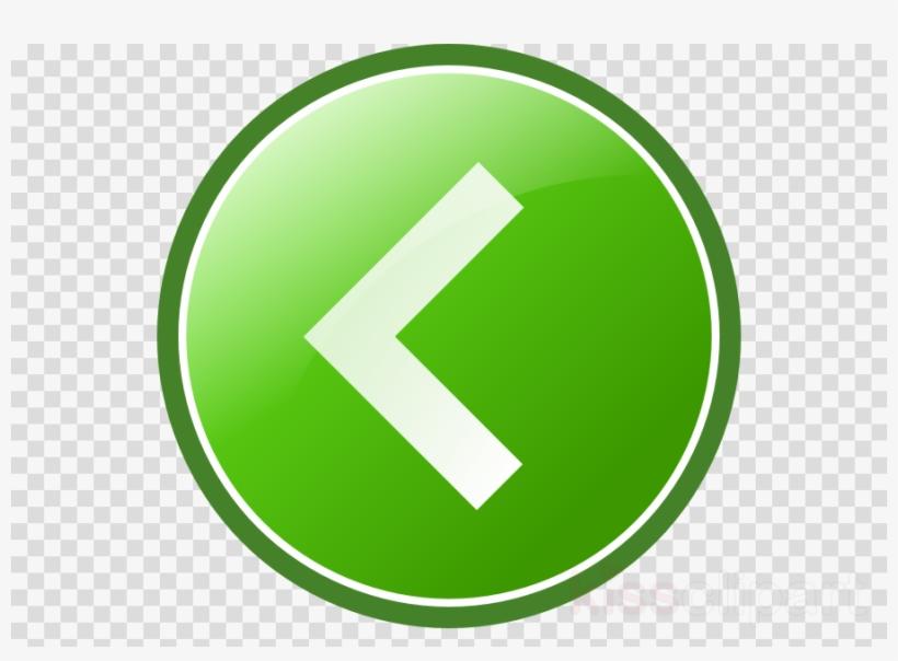 Arrow png clip art. Button clipart boton