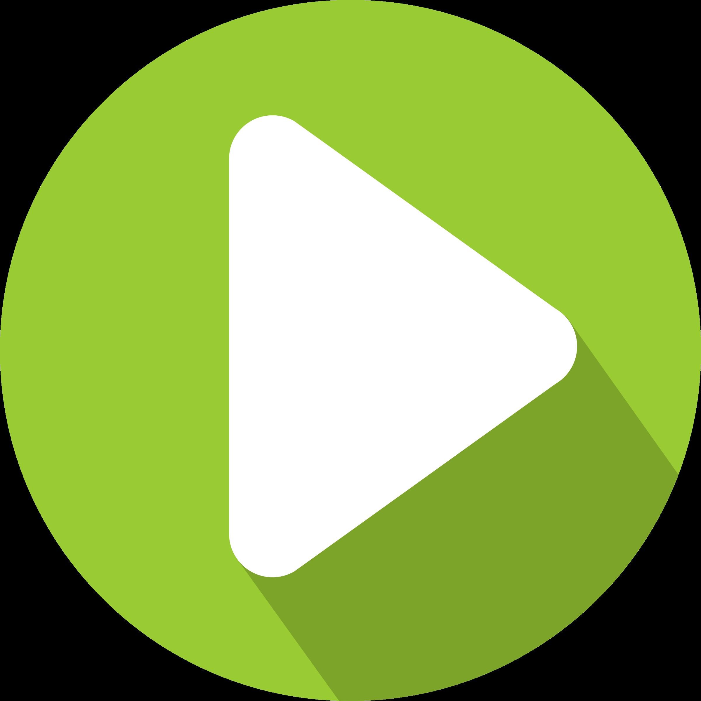 Play reproducir big image. Button clipart boton