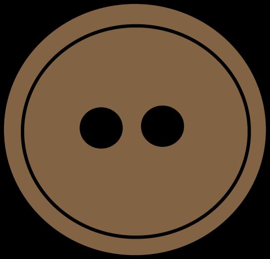 Brown image panda free. Button clipart clip art