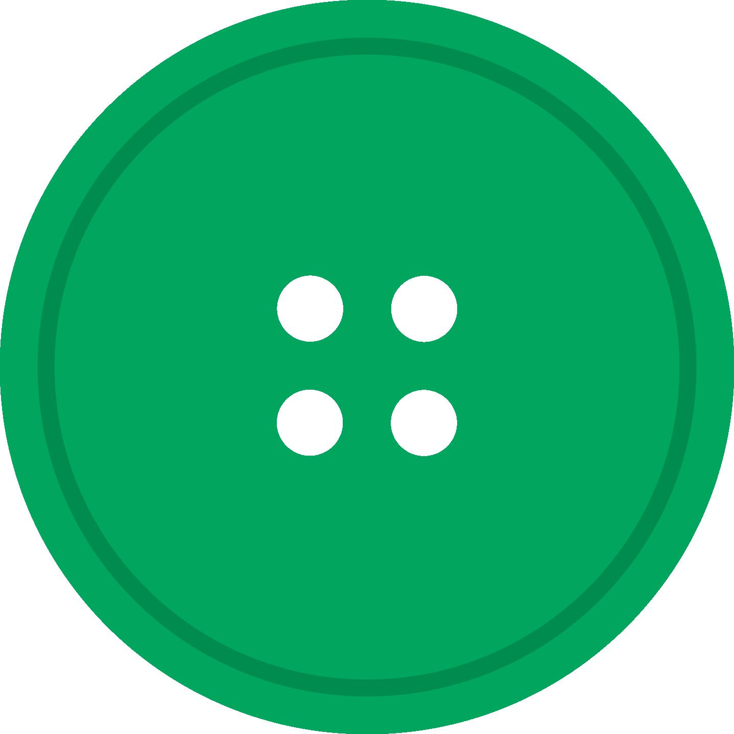 Buttons clipart transparent background. Clothes button png