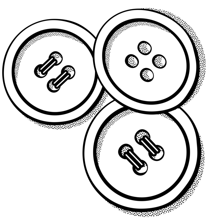 Line art area text. Buttons clipart drawing
