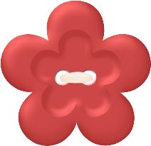 Button clipart flower.  best images on