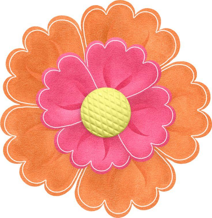 best flowers images. Button clipart flower