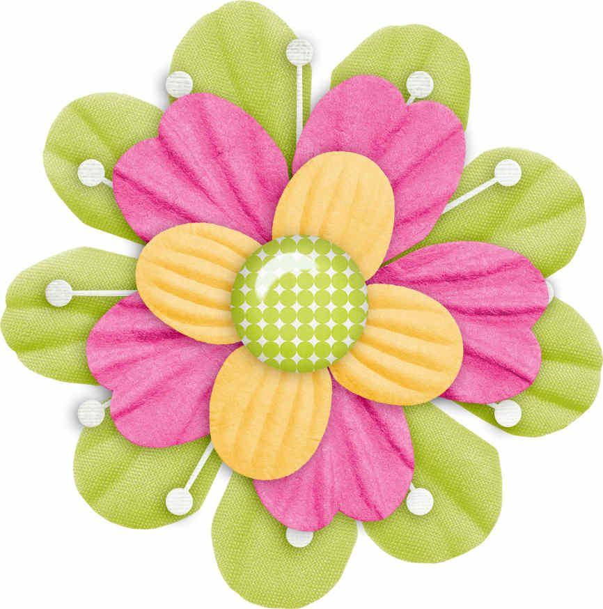 Button clipart flower. Flores clip art bows