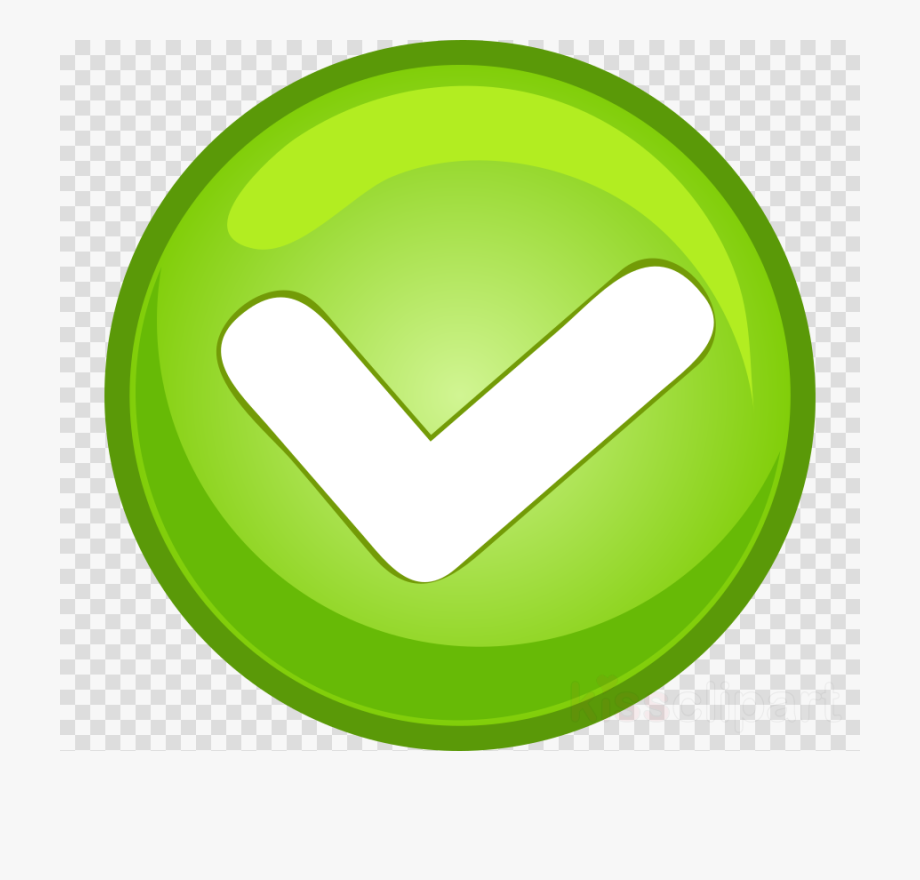 Yellow transparent png image. Button clipart green button