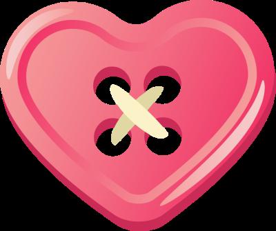 Button clipart heart. C ef b ae
