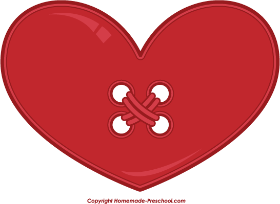 Button clipart heart. Free valentine click to