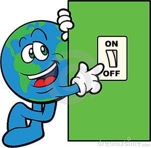 Off free images at. Button clipart light switch