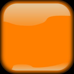 Locked square clip art. Button clipart orange button