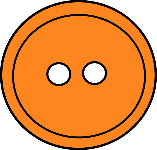 Button clipart orange button. Clip art image panda