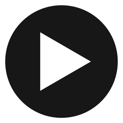Buttons clipart outline. Play youtube classic button