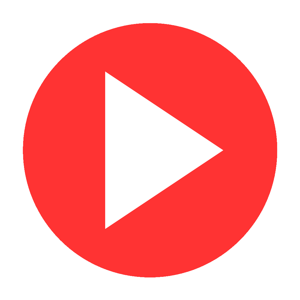 Transparent play button . Youtube clipart dimension
