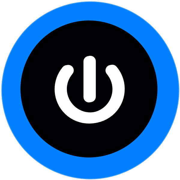 Clip art at clker. Button clipart power switch