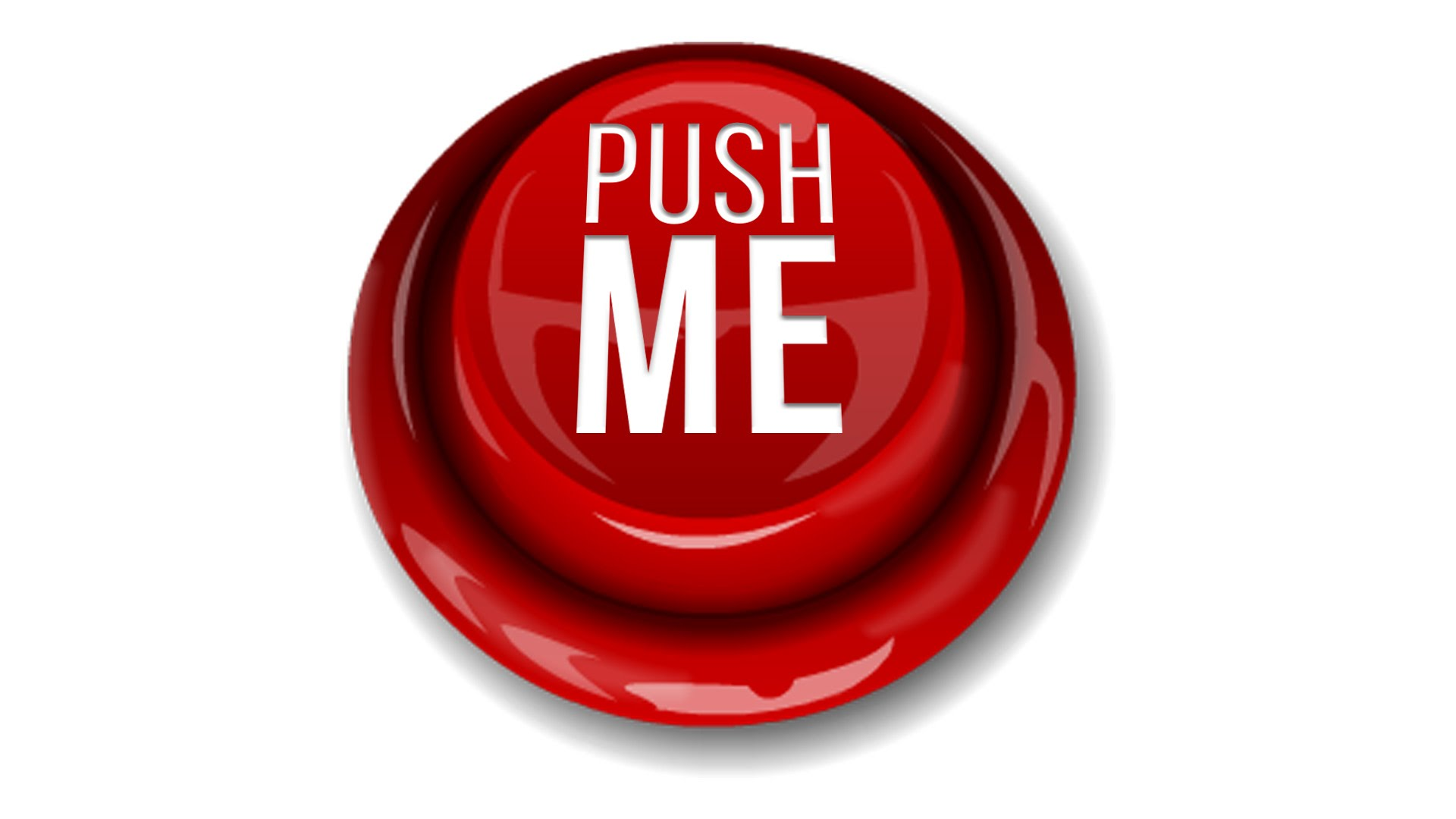 Button clipart press. Push me will you