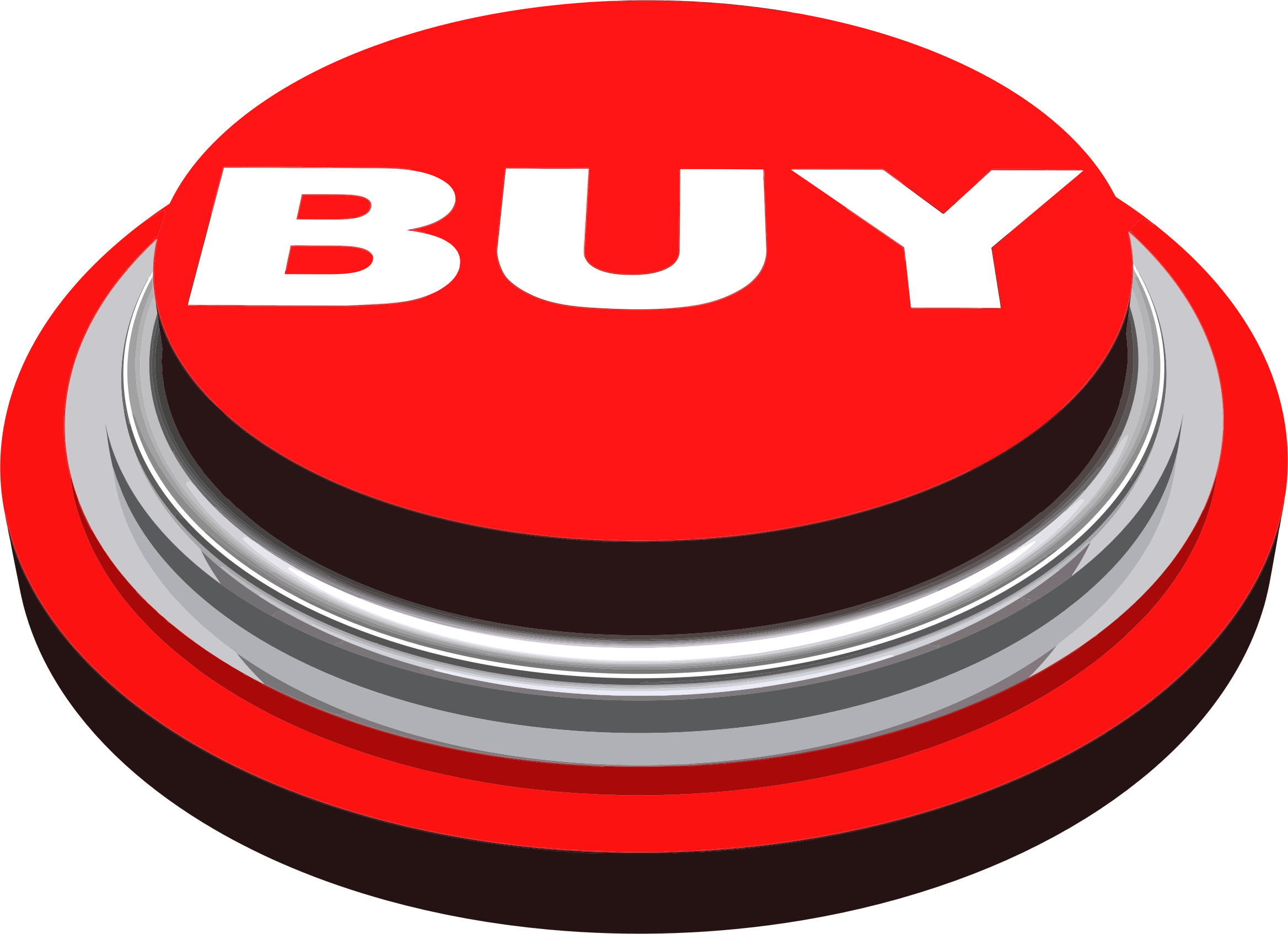 Buy now small blue. Button clipart press