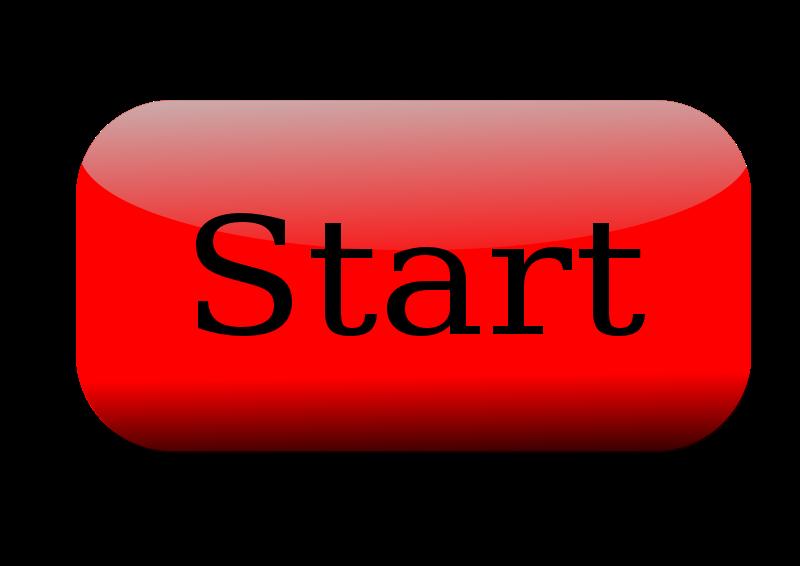 Start . Button clipart press
