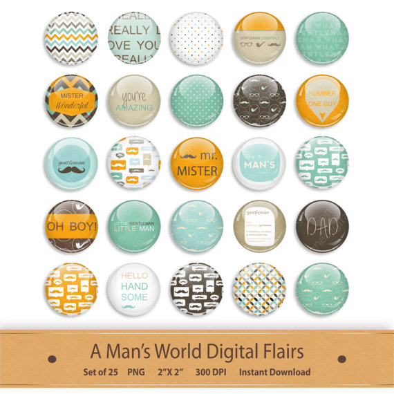 Flairs flair scrapbooking brads. Button clipart printable