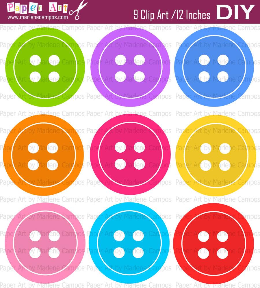 Buttons clip art free. Button clipart printable