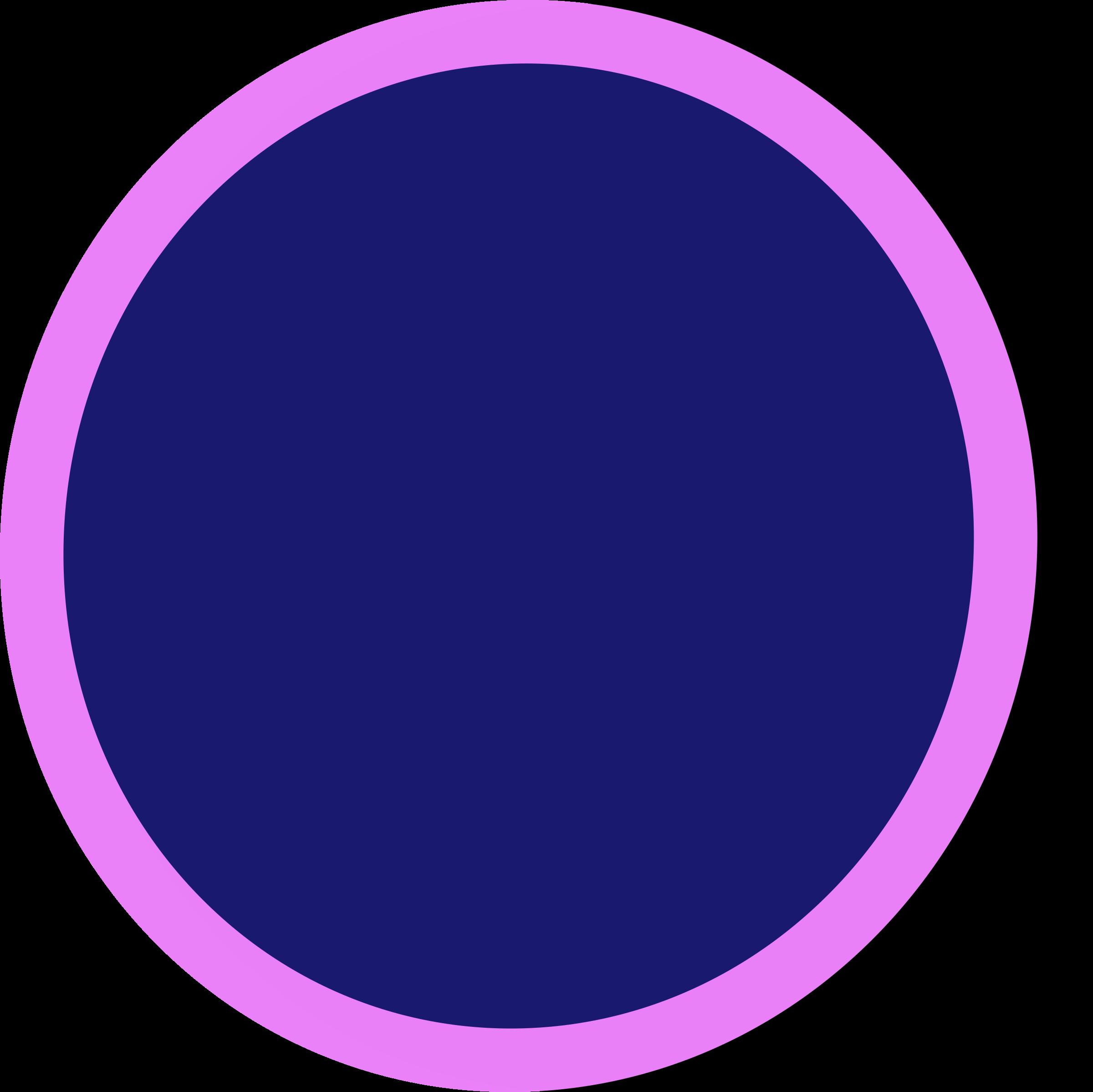 Blue big image png. Button clipart purple button