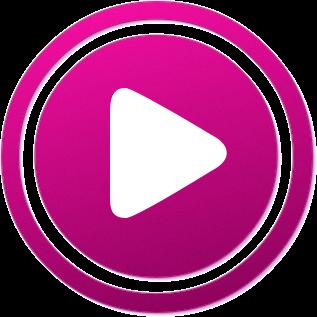 Button clipart purple button. Play transparent png stickpng