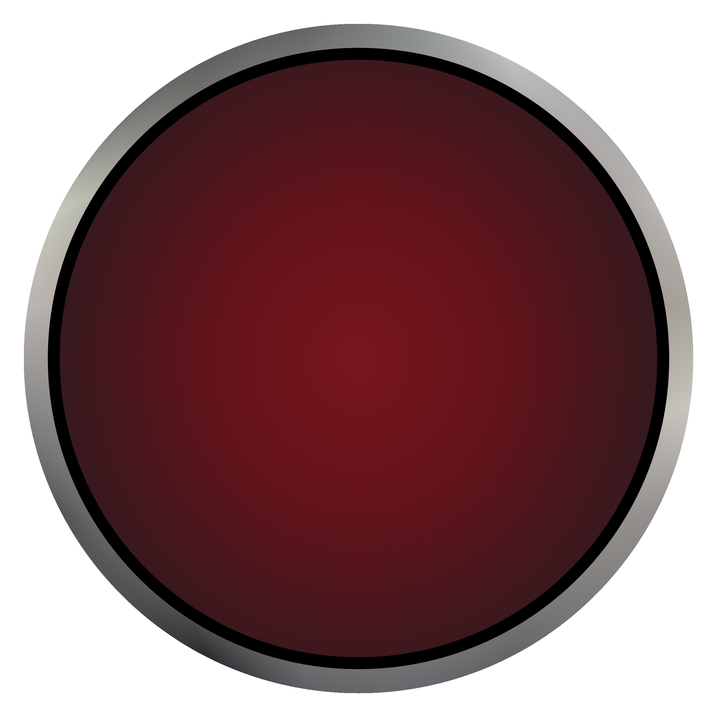 Button clipart push button. Industrial red big image