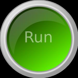 Button clipart push button. Run clip art at