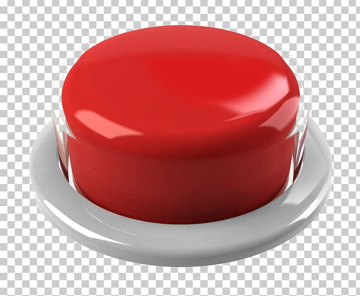 Red png d computer. Button clipart push button