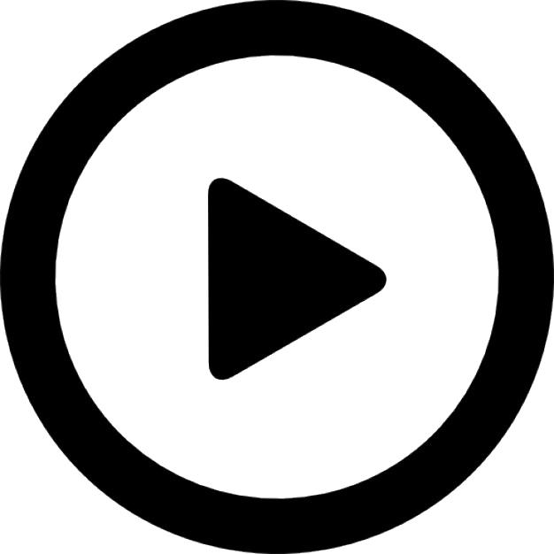 Play button transparent background. Motivation clipart arrow