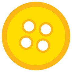 Button clipart yellow button. Red clip art task