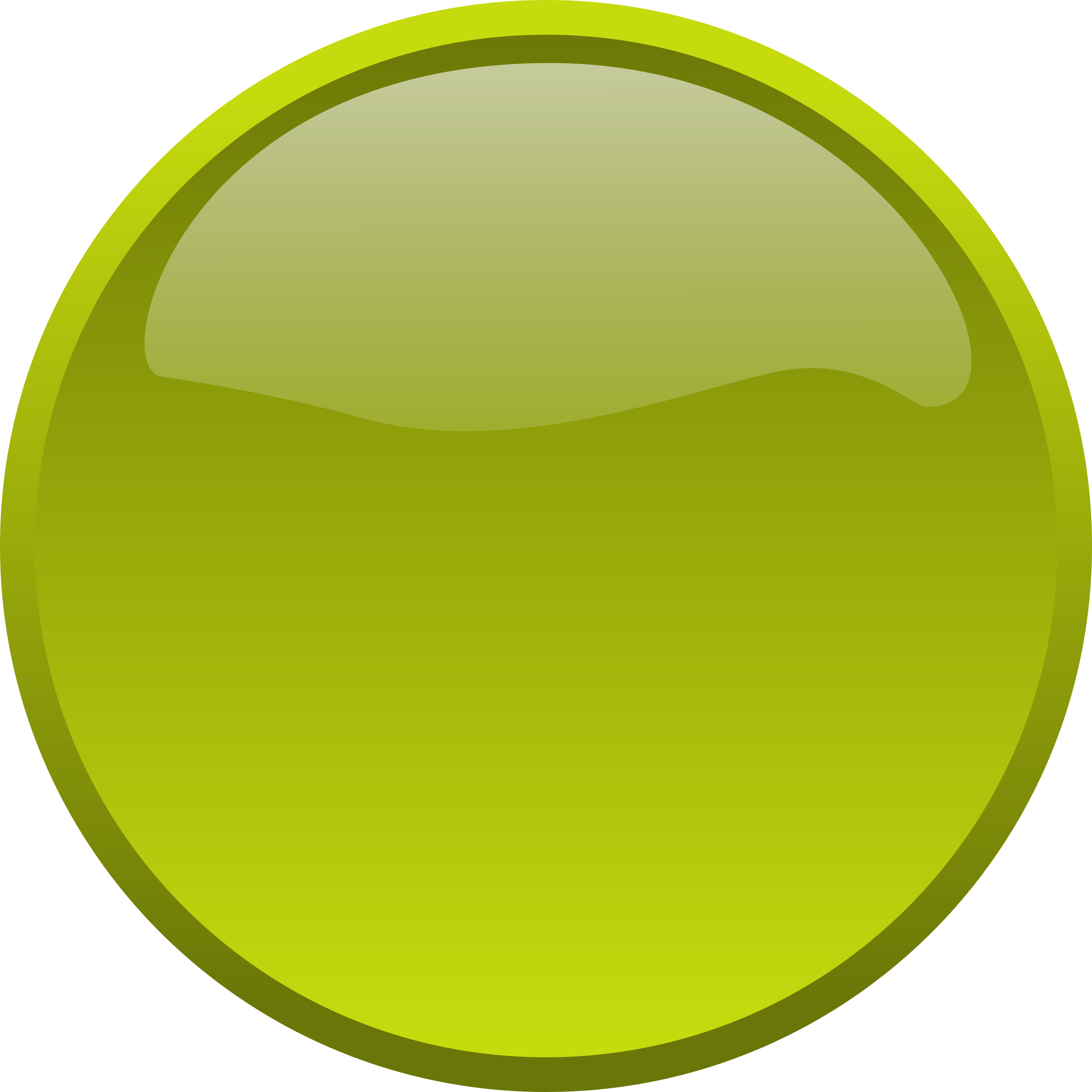 Big image png. Button clipart yellow button