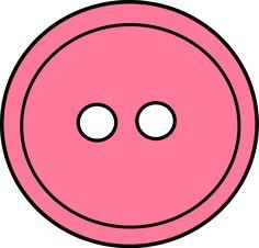 Red button clip art. Buttons clipart