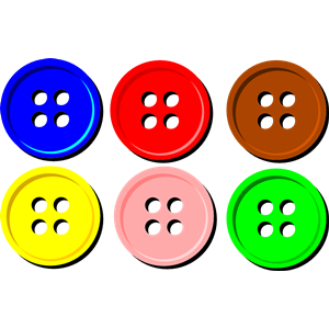 Button clipart. Buttons cliparts of free