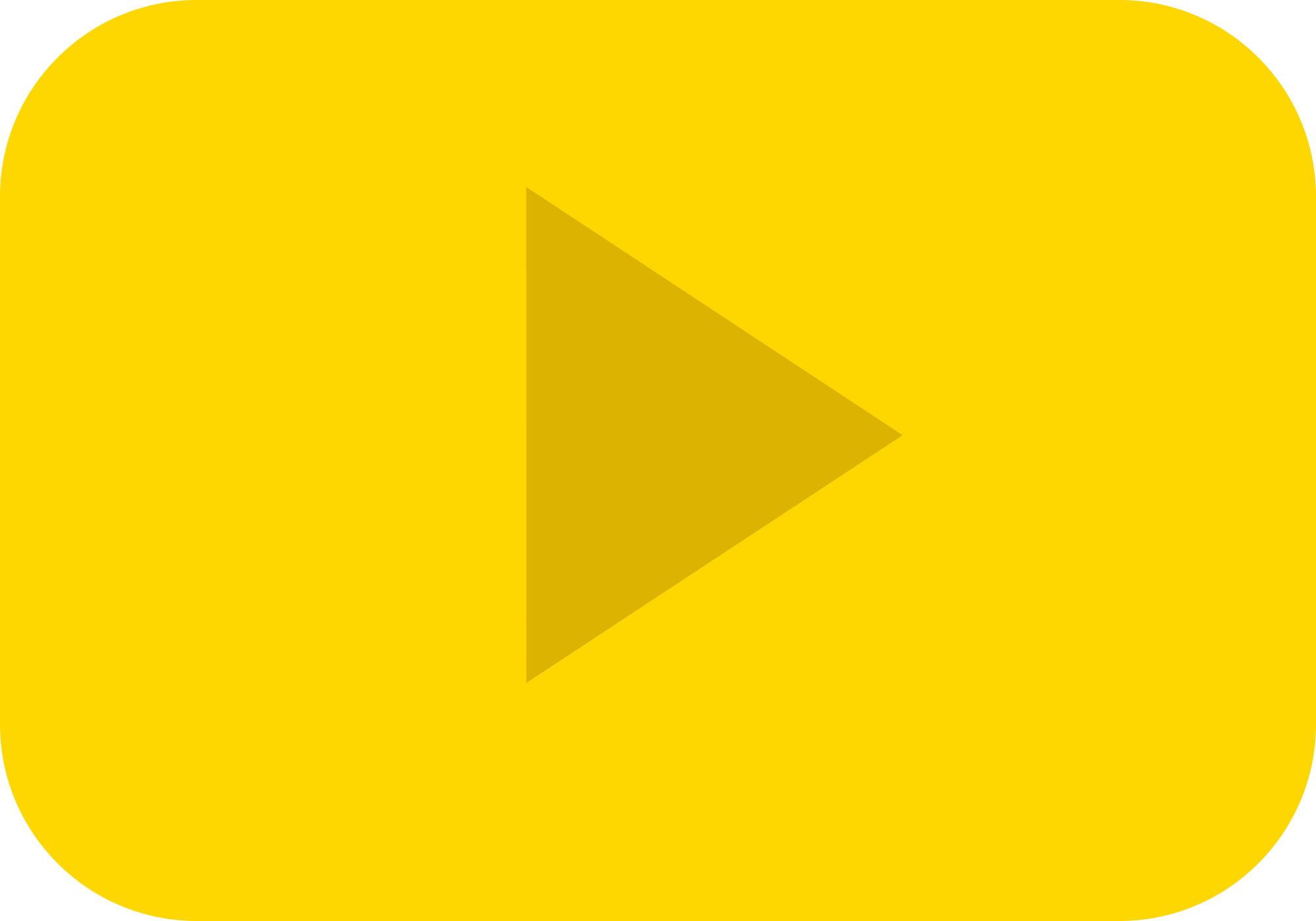 Image youtube gold play. Buttons clipart file
