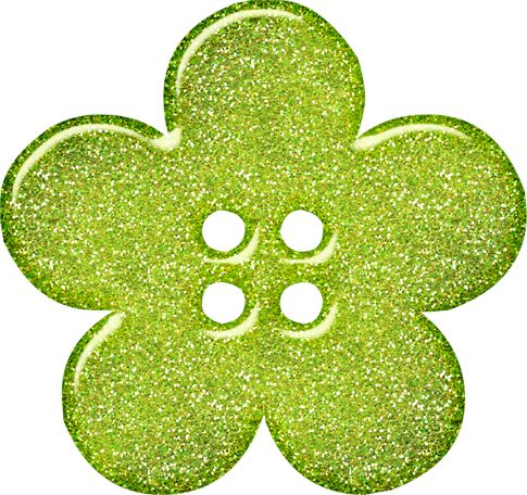 best buttons images. Button clipart flower
