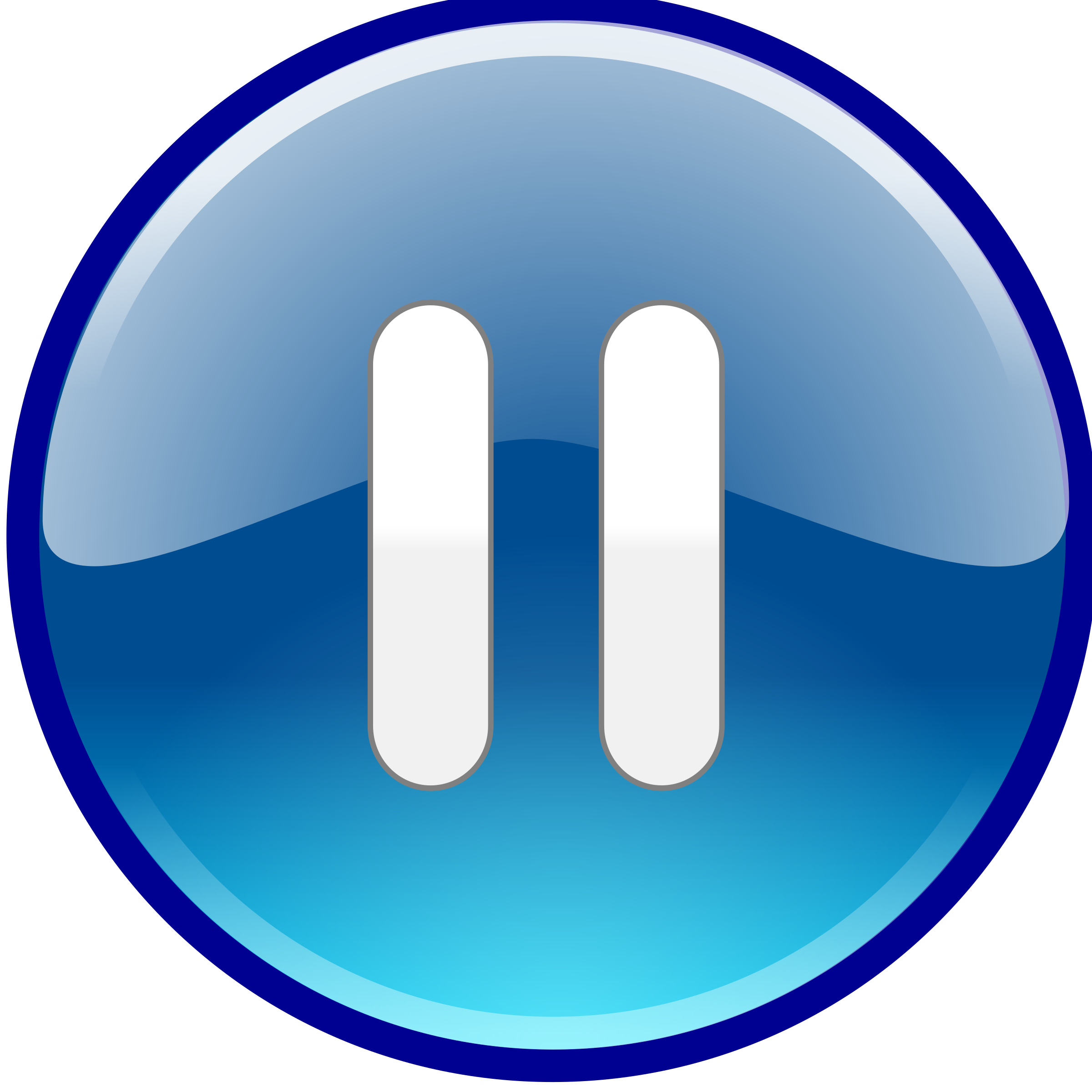 Windows media player pause. Buttons clipart press
